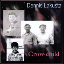 Dennis Lakusta - Album Cover: Crown Child