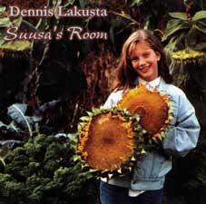 Dennis Lakusta - Album Cover: Suusa's Room