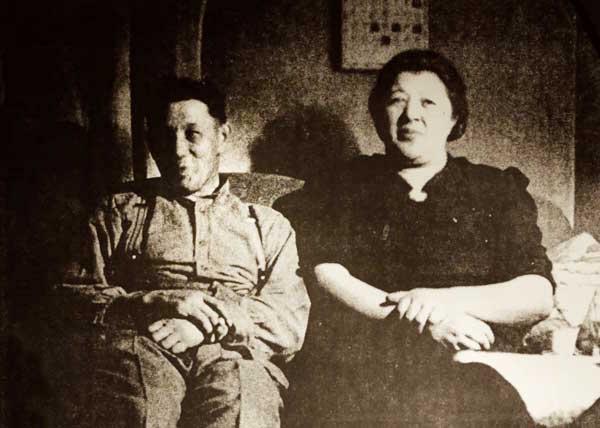 Dennis Lakusta's Grandparents