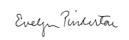 Evelyn Pinkerton signature