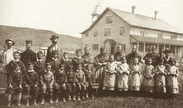 Dunbow Residential School, High River, Alberta