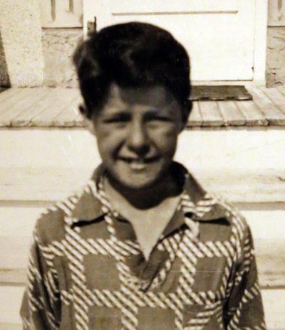 Dennis Lakusta - Childhood - age 6