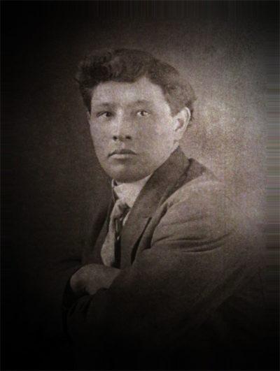 Dennis Lakusta's Grandfather